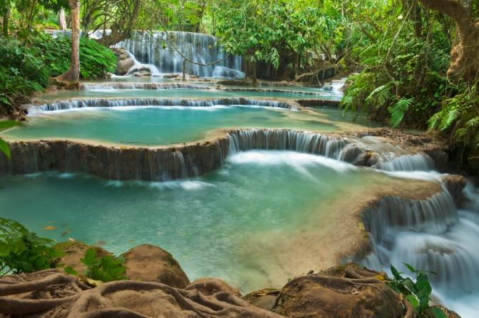 kuangsiwaterfalls
