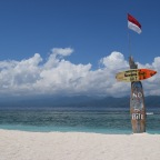 Gili Trawangan: How 3 days turned into 10 days